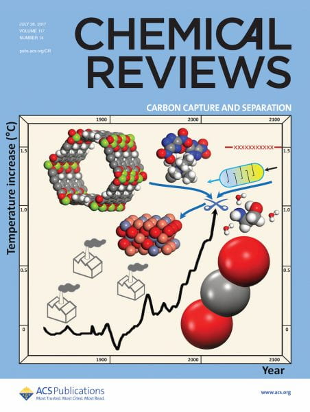 July 26 cover of Chemical Review