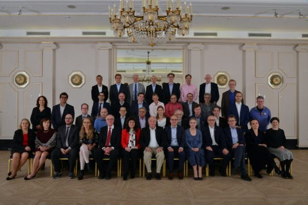 5th Solvay Conference on Chemistry - Computational Modeling: From Chemistry to Materials to Biology