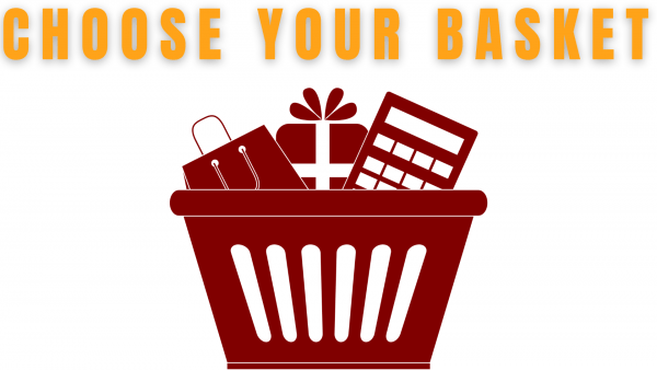 generic gift basket with