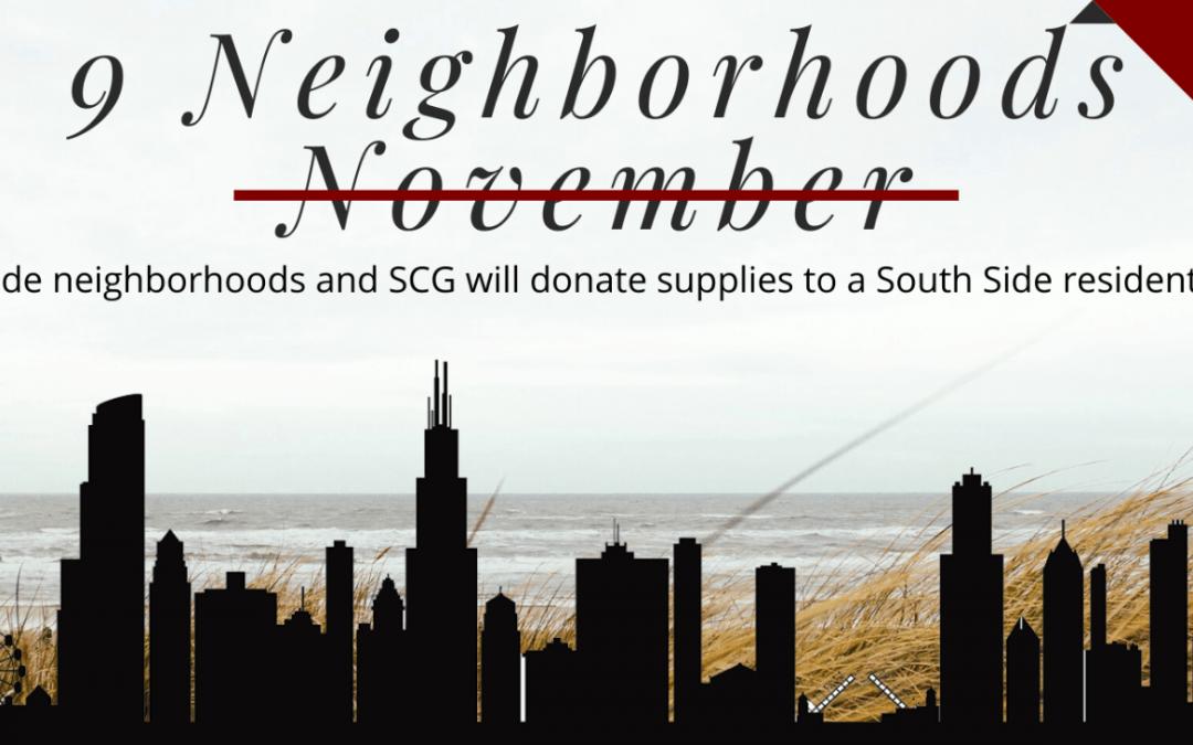 Nine Neighborhoods November – Support the South Side