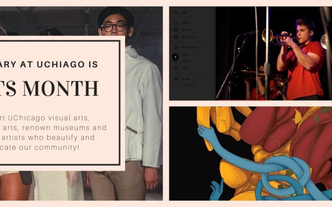 UChicago Arts Month Jan2021
