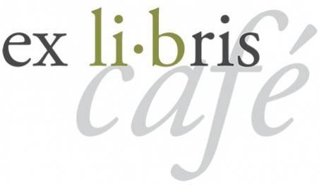 Ex Libris Cafe Logo