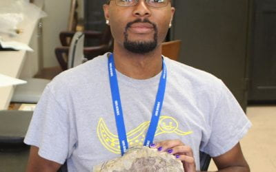 Ben Otoo is awarded a Field Museum fellowship!