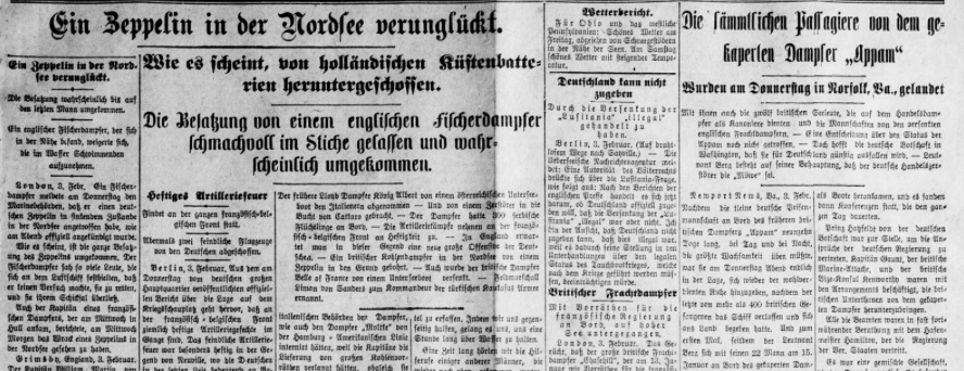 """5/3 Workshop   """"German Religious Periodicals as a Site for Disseminating Racial Ideology and Challenging American Norms of Citizenship in Antebellum Cincinnati"""" by Michele Ferris"""