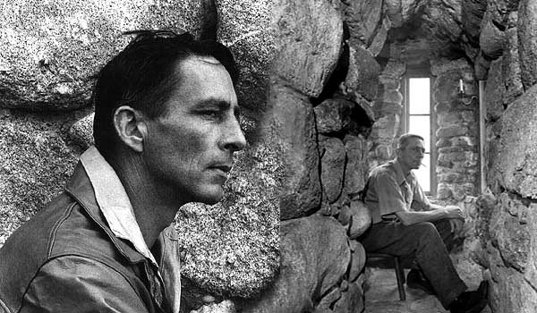 Robinson Jeffers love