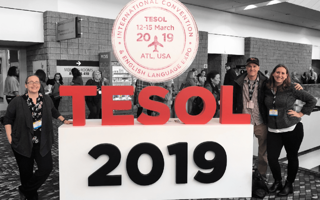 Pronunciation Teaching Tips at TESOL 2019