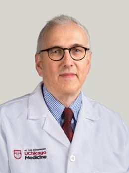 Peter Warnke, M.D.