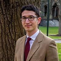 Joshua Lequieu, PhD'17