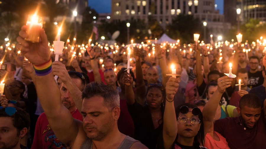 Scripting Acts of Violence: Intersectionality and the Orlando Shooting