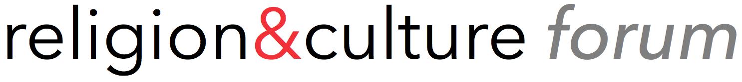 Religion & Culture Forum