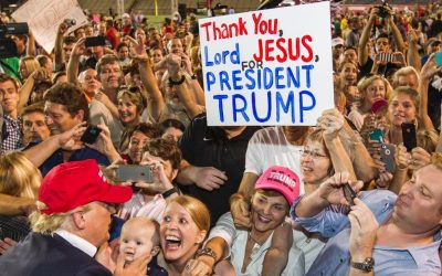 Studying Religion in the Era of Trump—Part 5 of a Scholars' Roundtable | by L. Benjamin Rolsky