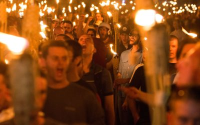 Religious Strategies of White Nationalism at Charlottesville