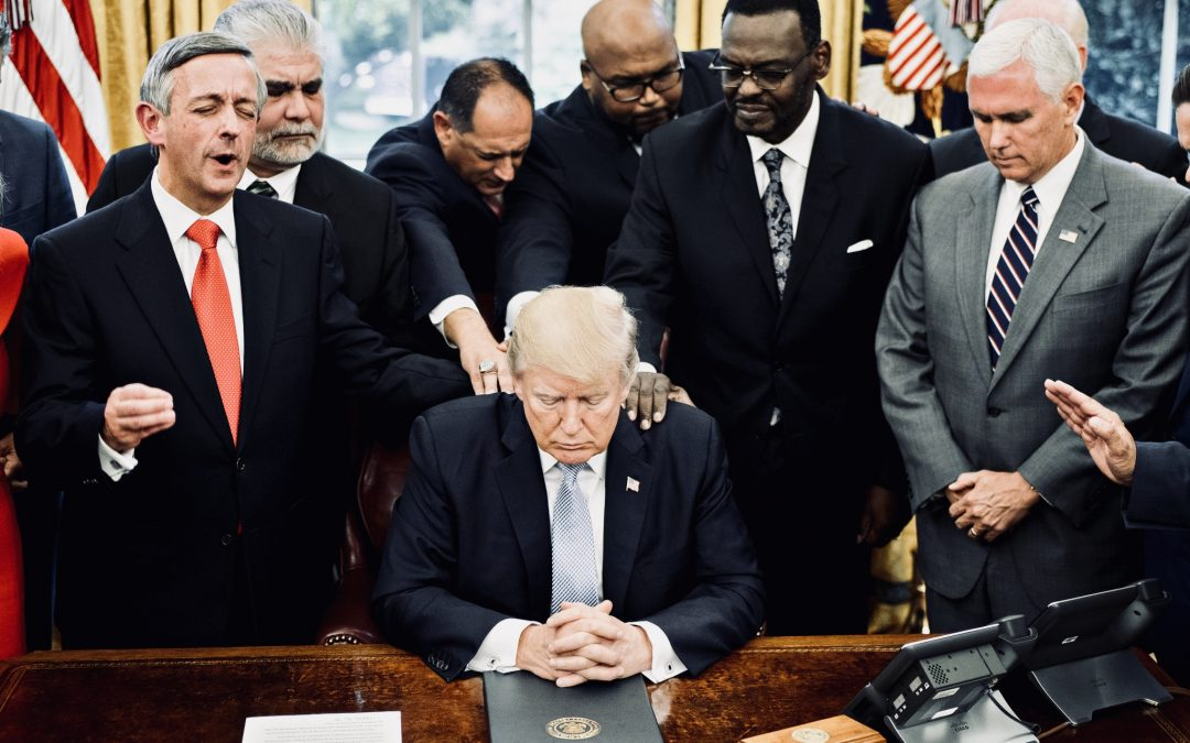 Evangelical Support for Trump as a Moral Project: Description and Critique