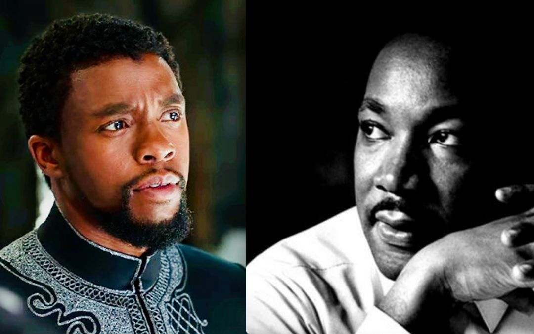 How Black Panther Betrays Dr. King's Dream