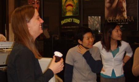 Susan Wagner Cook, Wenping Xue, Terina Yip