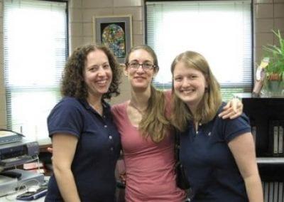 Lauren, Liesje, Liz