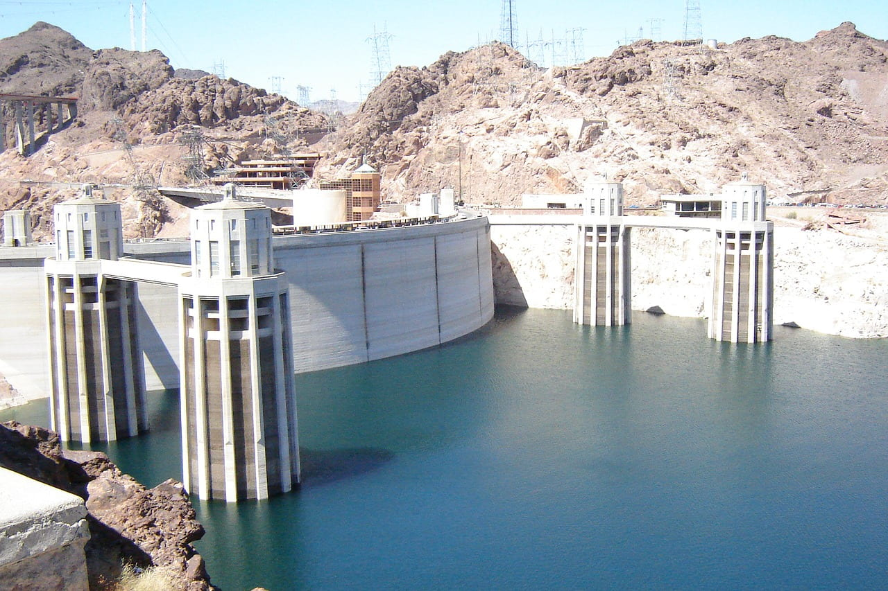 Department of Los Angeles Water and Power Hoover Dam