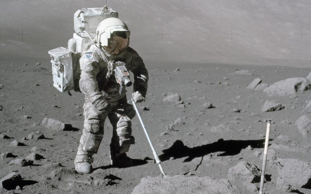 50 years later, UChicago scientists continue to decode moon's mysteries