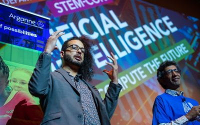 Students envision future of tech—from AI to computer programming