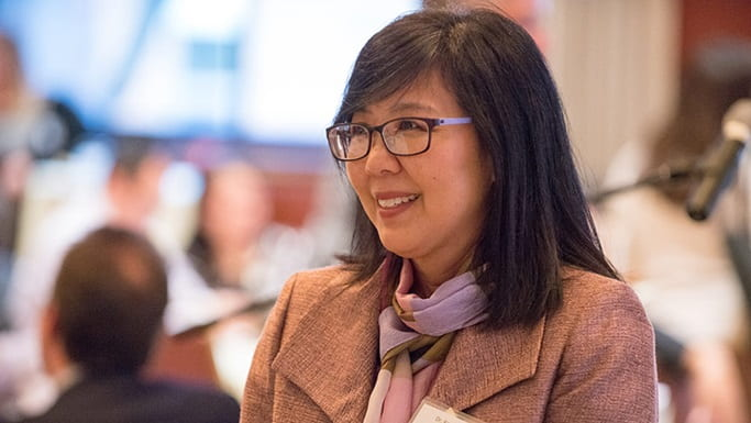 Karen Kim Appointed Vice Provost for Research