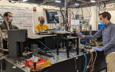 In new step toward quantum tech, scientists synthesize 'bright' quantum bits