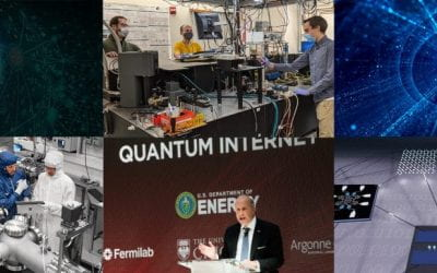 At the Chicago Quantum Exchange in 2020: A Year in Review