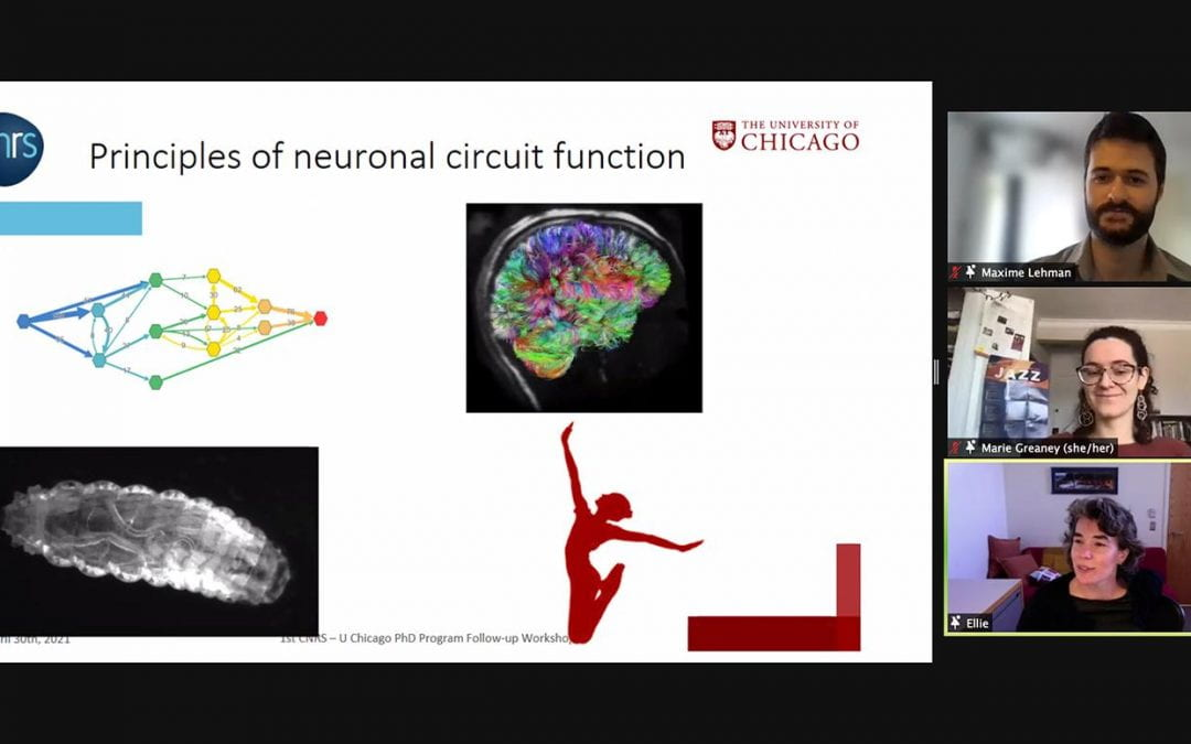 Symposium highlights UChicago collaborations with leading French research center