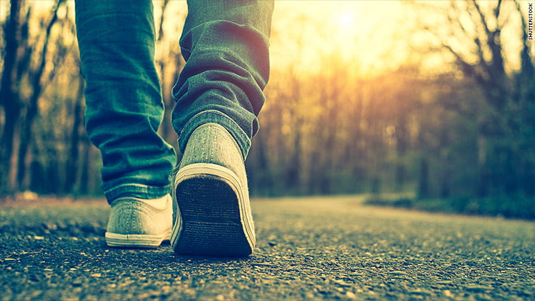 Why Silicon Valley's top execs are obsessed with taking walks