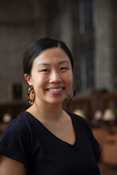 Photo of Helen Lee | Doctoral Candidate at the University of Chicago