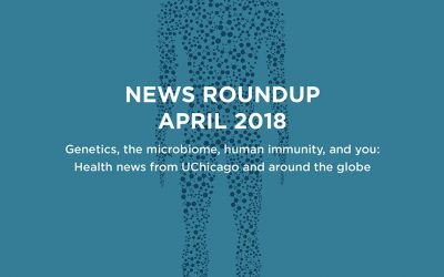 News roundup: April 2018