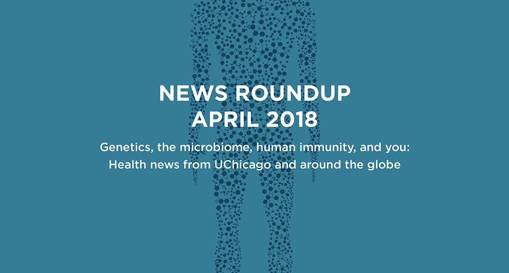 News roundup: April 2018