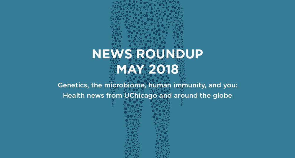 News roundup: May 2018