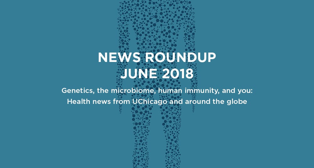News roundup: June 2018