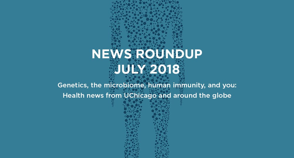 News roundup: July 2018