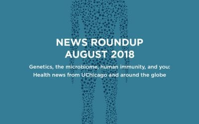 News roundup: August 2018