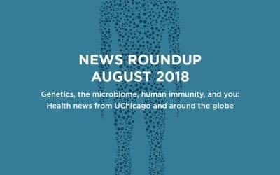News roundup: August 2018