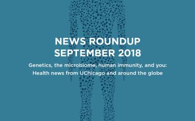 News roundup: September 2018