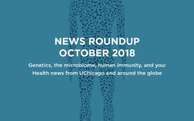 News roundup: October 2018