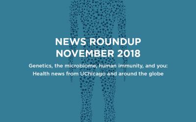News roundup: November 2018