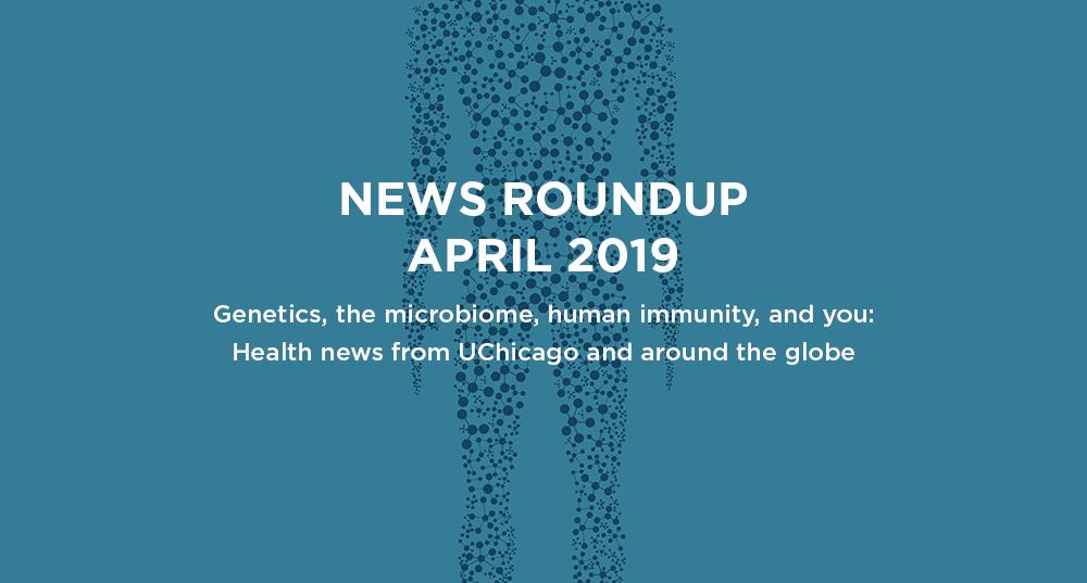 News roundup: April 2019