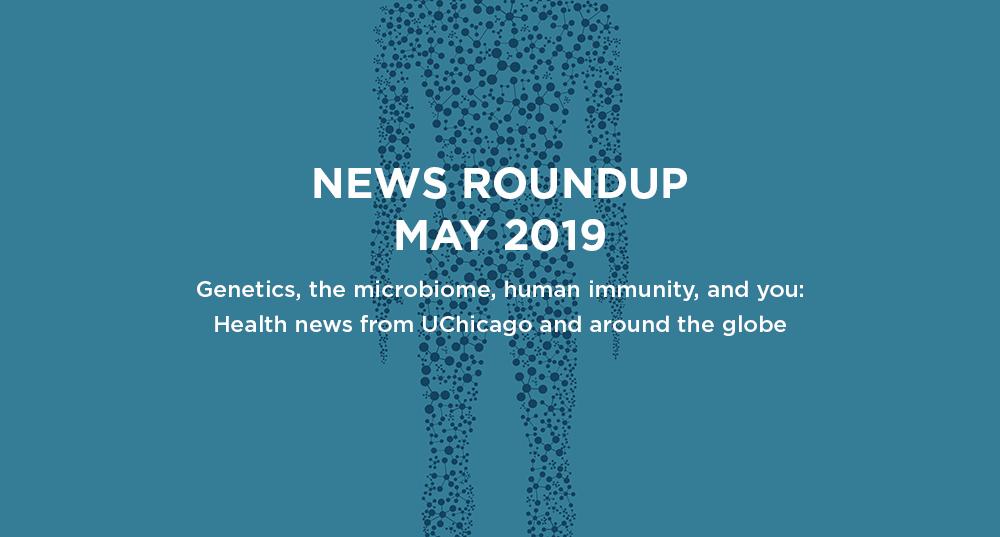 News roundup: May 2019