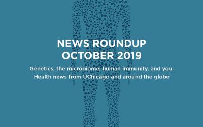 News roundup: October 2019