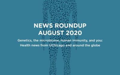 News roundup: August 2020
