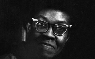 """CRES Talks presents: """"Bronzeville Out: Gwendolyn Brooks and the Reshaping of African American Poetry"""""""