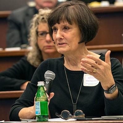 Jeanne Marsh, PhD, MSW