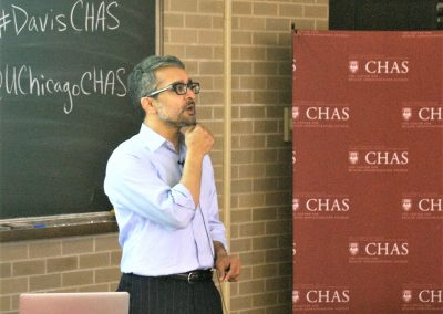 Michael M. Davis Lecture Series (Fall 2015/Spring 2016): Anup Malani, PhD, JD