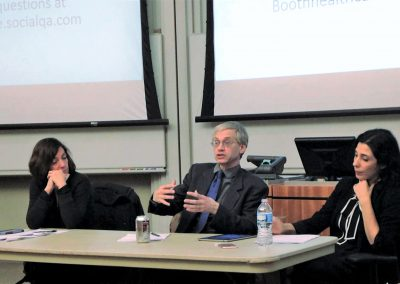Michael M. Davis Lectures (Fall 2016)