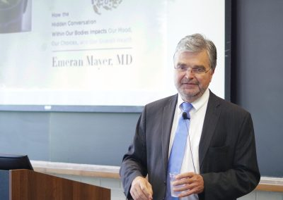 The Mind-Gut Connection with Dr. Emeran Mayer