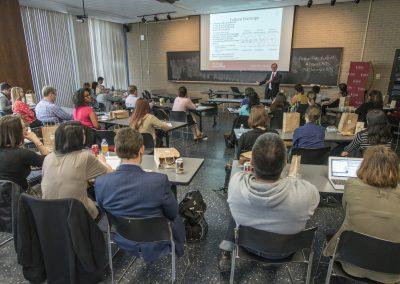 Michael M. Davis Lecture Series (Fall 2015/Spring 2016): Lawrence A. Palinkas, MA, PhD