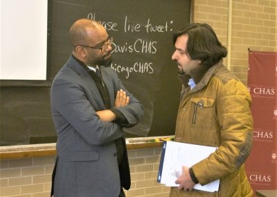 Michael M. Davis Lecture Series (Fall 2015/Spring 2016): Reuben Miller, PhD